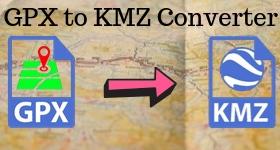 gpx to kmz converter