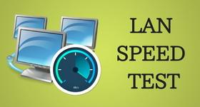 lan speed test
