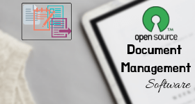open source document management software