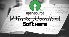 open source music notation software