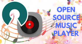 open source music player