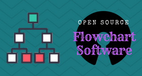 open source flowchart software