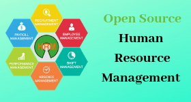 open source human resource management software