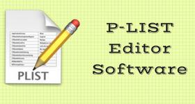 p-list editor