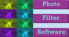 photo filter software
