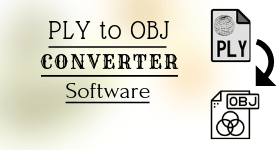 ply to obj converter