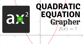 quadratic equation grapher