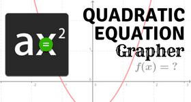 quadratic equation grapher