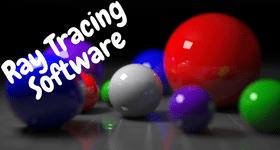 ray tracing software