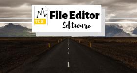 tcx file editor