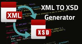 xml to xsd generator