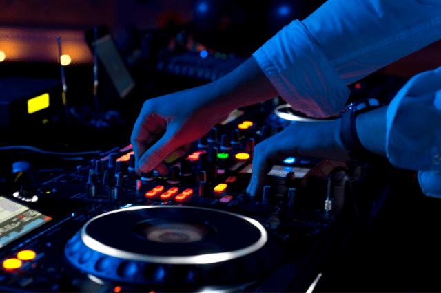 DJ Disc Jockey music