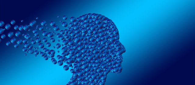 Mind bubbles head