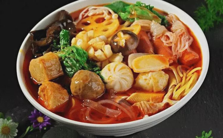 Makanan Pedas Dengan Rempah Mala Di Indonesia