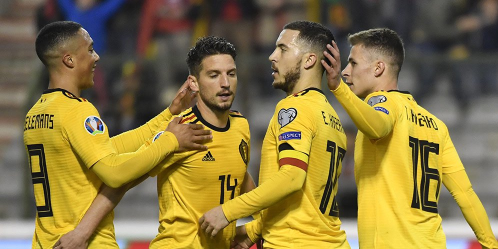 Prediksi Siprus Vs Belgia Kualifikasi EURO 2020