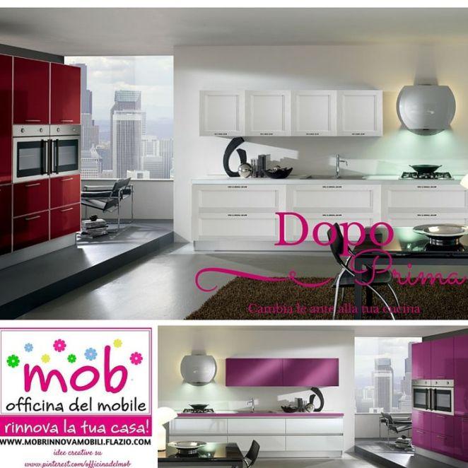 Idée relooking cuisine - #mobili su #misura #rinnova la tua #casa ...
