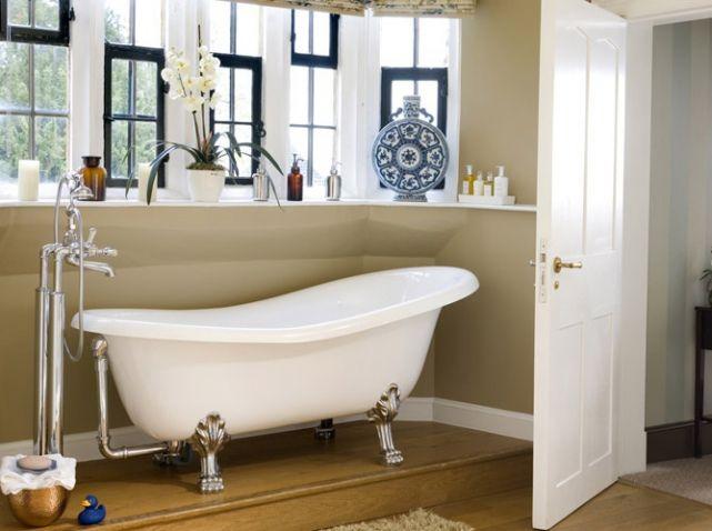 Décoration Vintage - Salle de bains rétro : nos 5 conseils ...