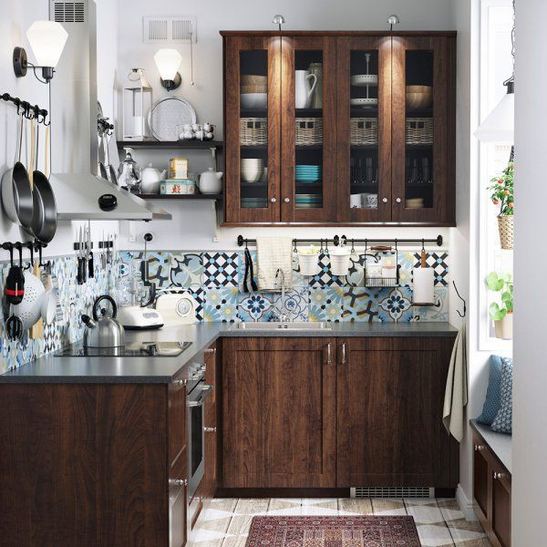 cheap interesting simple ide relooking cuisine u cuisine ikea une crdence originale pour une pice singulireu with credence originale pour cuisine with