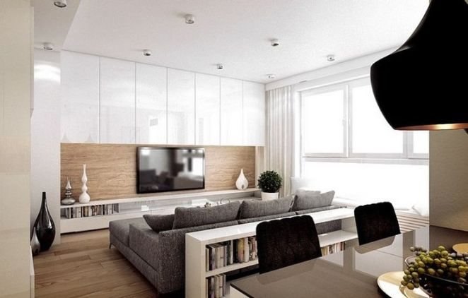 Emejing Salon Ecran Plat De Luxe Couleur Ideas - Awesome Interior ...