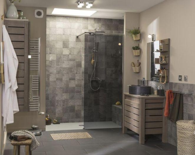Idée décoration Salle de bain - Idée Leroy Merlin... - ListSpirit ...