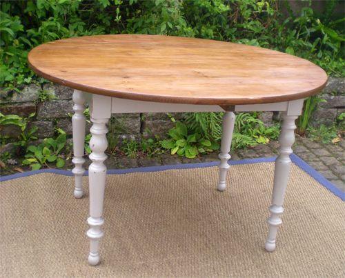 id e relooking cuisine belle table ronde a volets. Black Bedroom Furniture Sets. Home Design Ideas