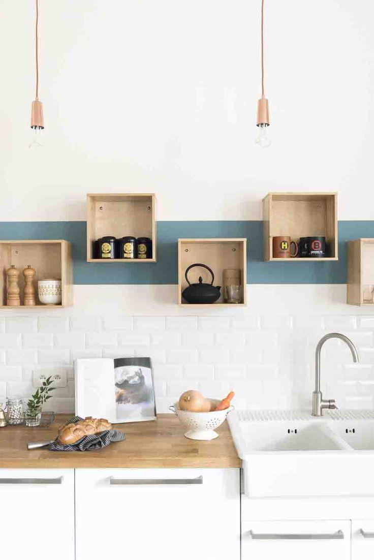 Id e relooking cuisine r novation d coration maison for Idee renovation cuisine