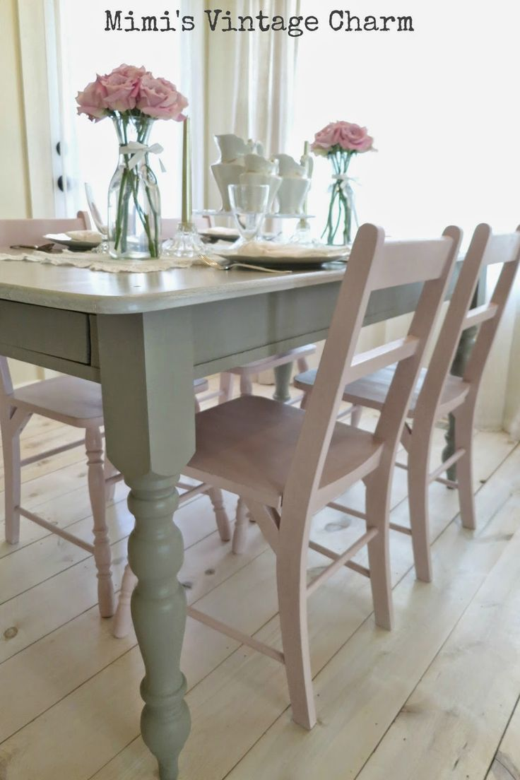 Table Chairs Dining Sage And Room