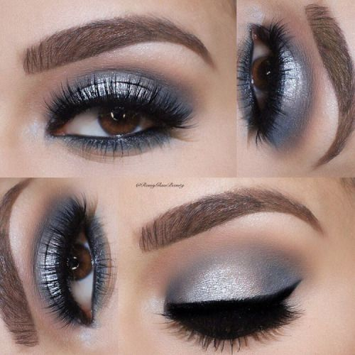 tendance maquillage yeux 2017 2018 this makeup leading inspiration. Black Bedroom Furniture Sets. Home Design Ideas