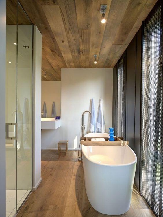 Idée décoration Salle de bain - Design salle de bains moderne en ...