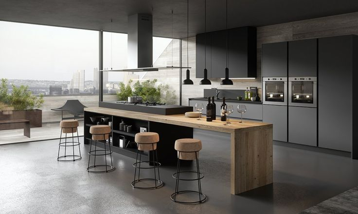 Awesome Photo De Cuisine Design Contemporary  Amazing House Design