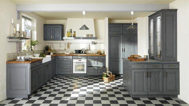 Relooker une cuisine rustique en moderne latest dcoration for Relooker une cuisine rustique