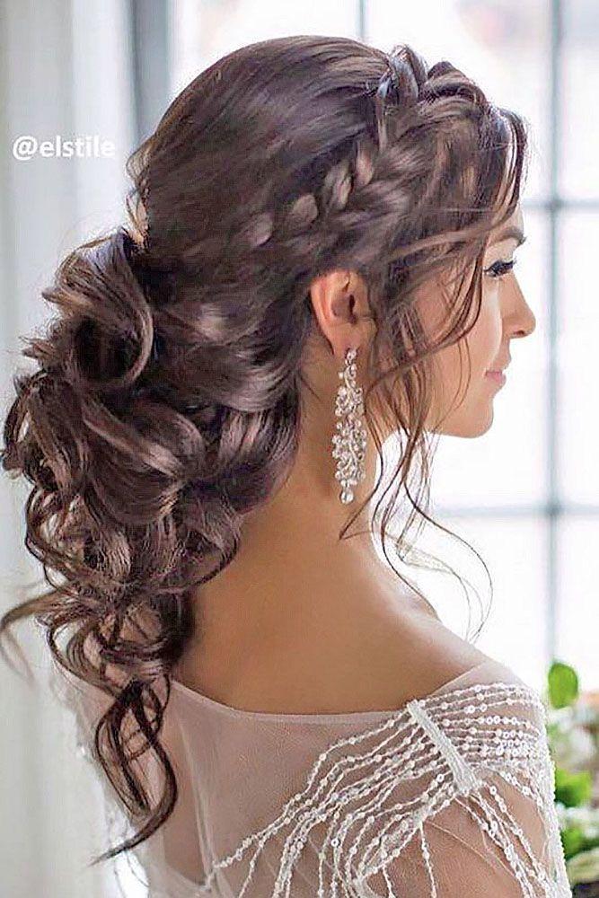 Description. coiffures de mariage 19