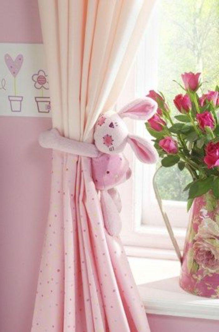 Interesting Relooking Et Dcoration Rideaux Voilage Enfant