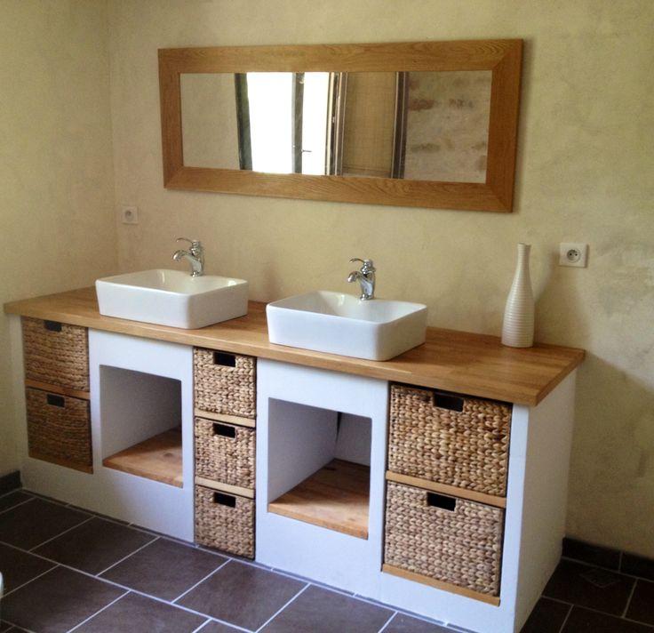 idée décoration salle de bain - meuble salle de bain siporex ... - Siporex Salle De Bain