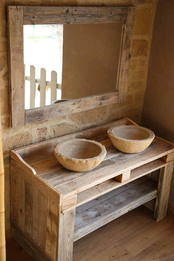 meuble avec des palettes fabulous faire une table de cuisine avec des palettes bois with meuble. Black Bedroom Furniture Sets. Home Design Ideas
