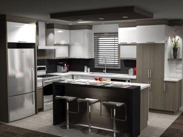 Idée relooking cuisine - salle de bain design avec sanitaires ...