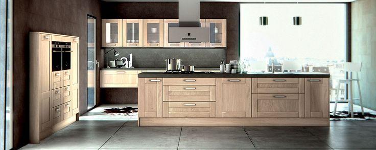 id e relooking cuisine cuisine bois moderne truro. Black Bedroom Furniture Sets. Home Design Ideas