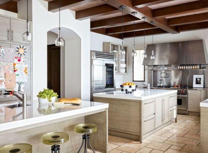 Id e relooking cuisine modele de cuisine moderne for Modele de cuisine moderne en bois