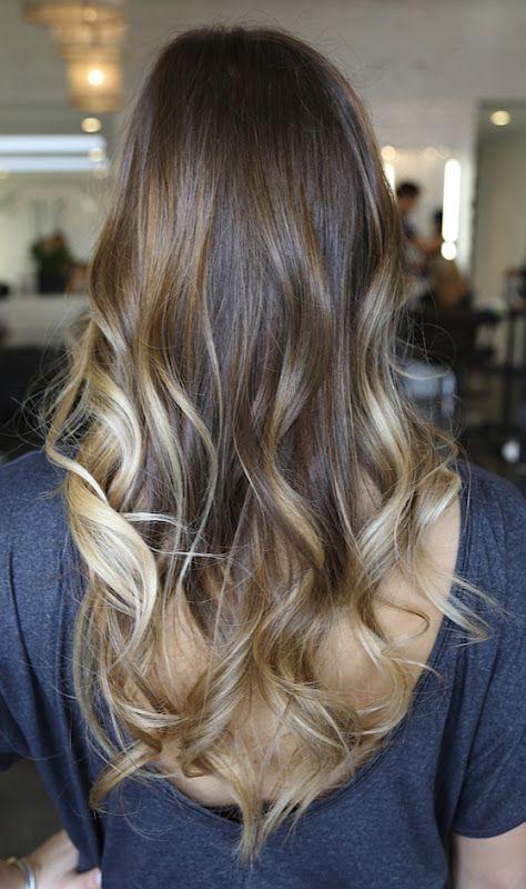 Les coup de cheveux long 2018 femme