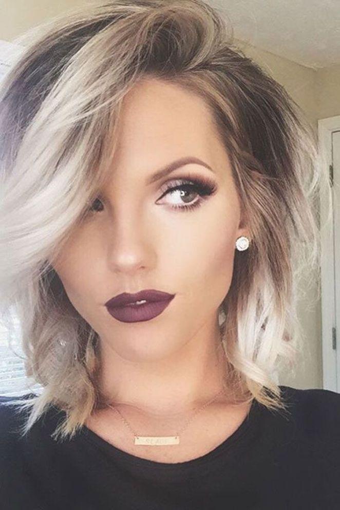 nouvelle tendance coiffures pour femme 2017 2018 la bonne coiffure longueur moyenne peut. Black Bedroom Furniture Sets. Home Design Ideas