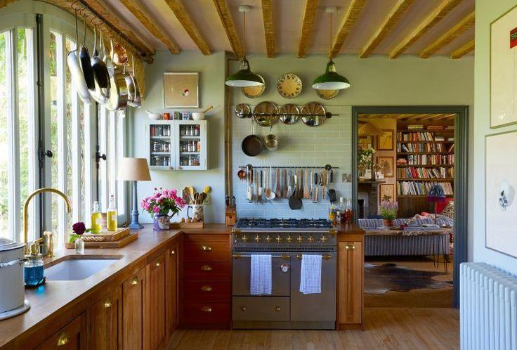 Idée Relooking Cuisine - Modele-De-Cuisine-Moderne-Idee-Deco-Pas