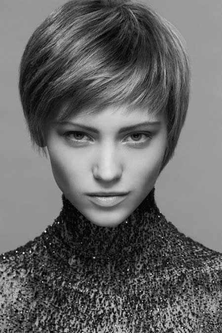 Les coupes de cheveux courts pour femme 2018