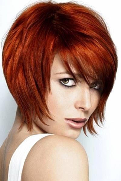 Image cheveux court pour femme