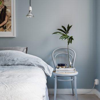 d co salon bleu gris couleur de l 39 ann e 2017 dulux. Black Bedroom Furniture Sets. Home Design Ideas