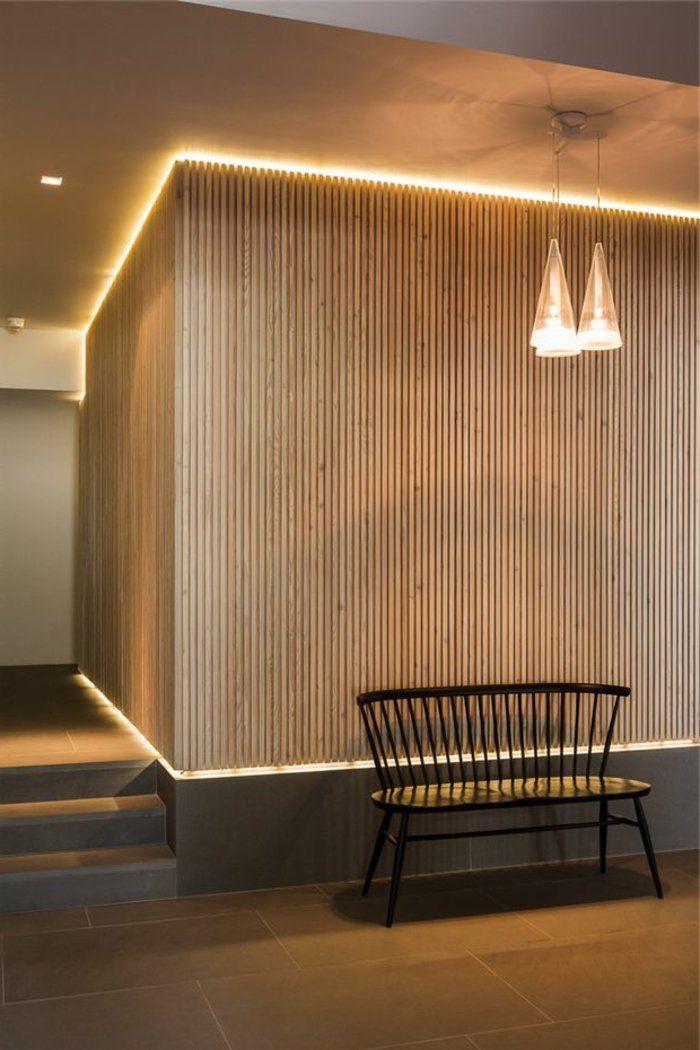 Eclairage Plafond Salon Clairage Led Indirect U Ides
