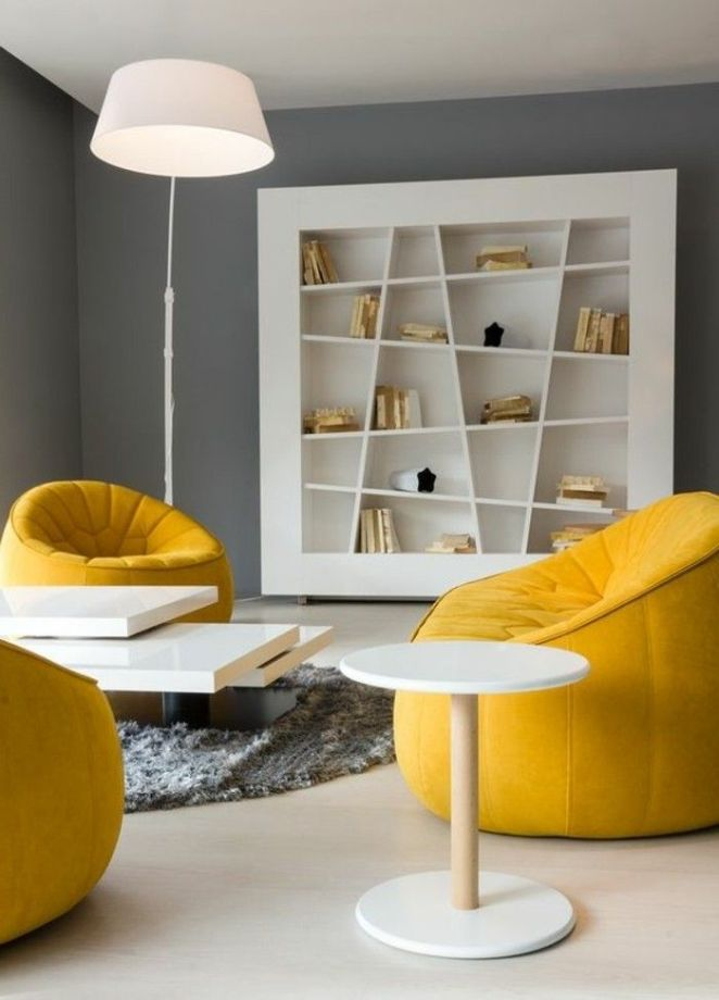 tapis salon jaune. Black Bedroom Furniture Sets. Home Design Ideas