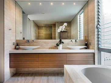 Idée décoration Salle de bain - plan de travail de salle de bain ...
