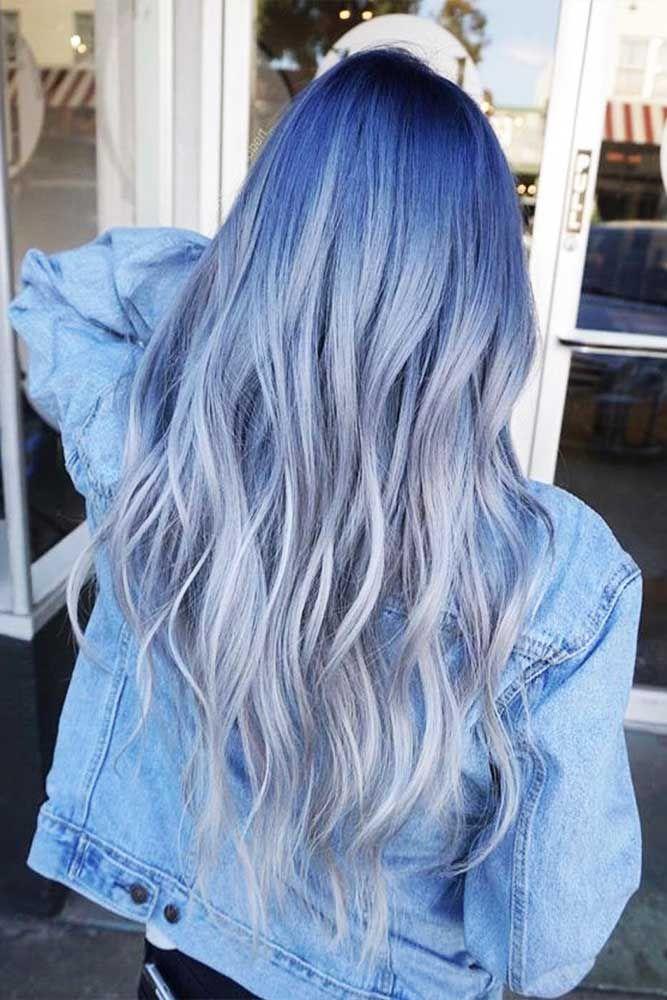 Couleur de cheveux pour hiver 2018