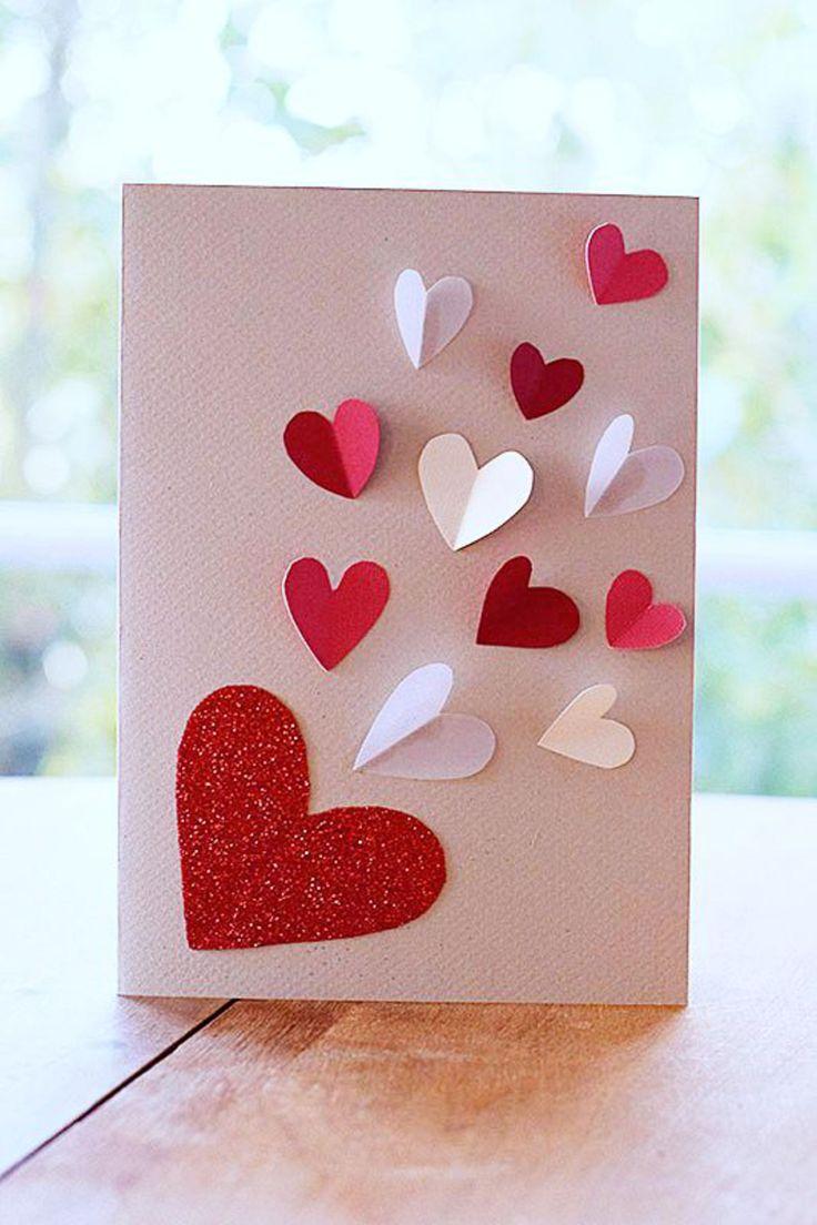 DIY Saint Valentin Carte De Saint Valentin 5 DIY