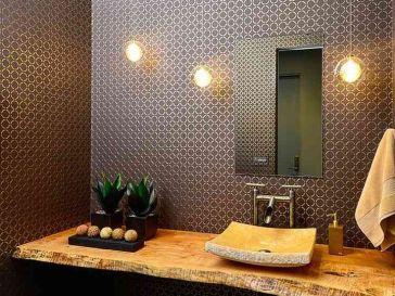 Id e d coration salle de bain cool id e d coration salle for Petite salle de bain avec toilette